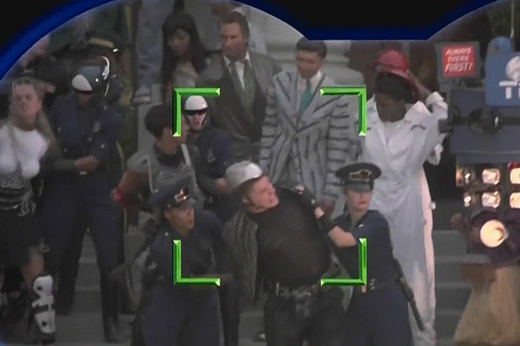 AI IN MOVIES- BACK TO THE FUTURE II